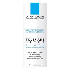 LA ROCHE-POSAY Toleriane Ultra Augen + 50 ml Toleriane Reinigungsfluid GRATIS