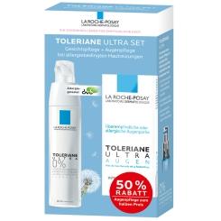 LA ROCHE-POSAY Toleriane Ultra Set - Preisvorteil 50% Augenpflege zum halben Preis
