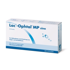 Lac®-Ophtal® Gel sine