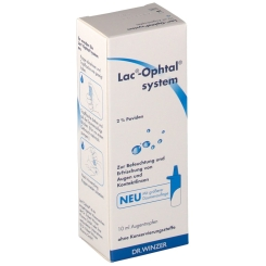 Lac®-Ophtal® system