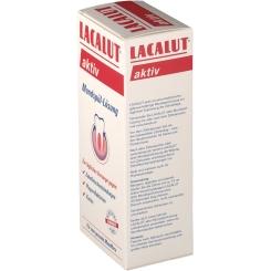 LACALUT aktiv Mundspül-Lösung