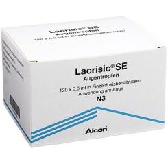 Lacrisic® SE Einzeldosispipetten