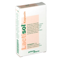 Lactisol® Kapseln