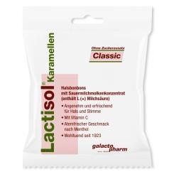 Lactisol® Karamellen Classic ohne Zucker
