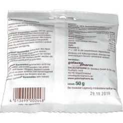 Lactisol® Karamellen ohne Zucker