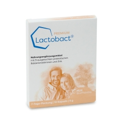 Lactobact® PREMIUM 7 Tage Packung