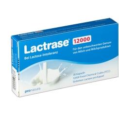 Lactrase® 12000 FCC Kapseln