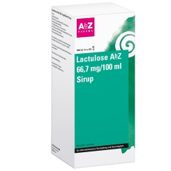 Lactulose AbZ 66,7g/100 ml Sirup