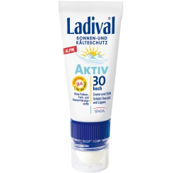 Ladival® Aktiv Sonnen- und Kälteschutz Kombi LSF 30