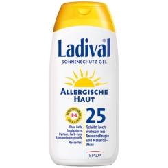 Ladival® allergische Haut Gel LSF 25