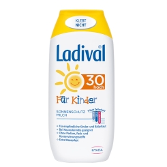Ladival® Kinder Sonnenmilch LSF 30