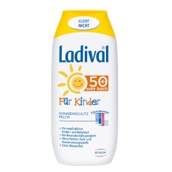 Ladival® Kinder Sonnenmilch LSF 50+