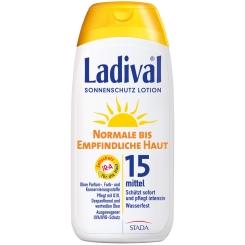 Ladival® normale bis empfindliche Haut Lotion LSF 15
