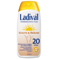 Ladival® Schutz & Bräune Fluid LSF 20