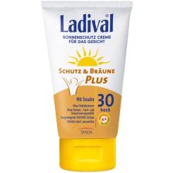 Ladival® Schutz & Bräune Plus Gesicht LSF 30