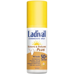 Ladival® Schutz & Bräune Plus Spray LSF 50+