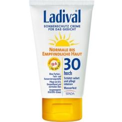 Ladival® Sonnenschutz Creme für das Gesicht LSF 30
