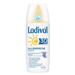 Ladival® Sonnenschutzspray für allergische Haut LSF30