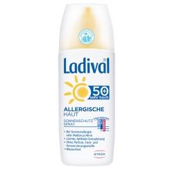 Ladival® Sonnenschutzspray für allergische Haut LSF50+