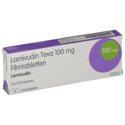 LAMIVUDIN Teva 100 mg Filmtabletten