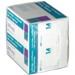 LAMOTRIGIN 1A Pharma 200 mg Tabletten