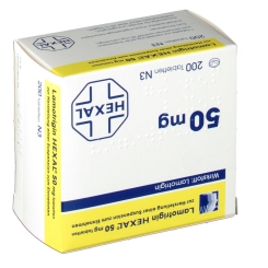 Lamotrigin Hexal 50 mg Tabletten