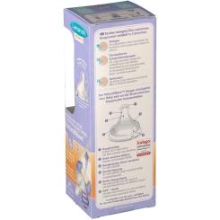 Lansinoh® mOmma® Weithalsflasche 240ml