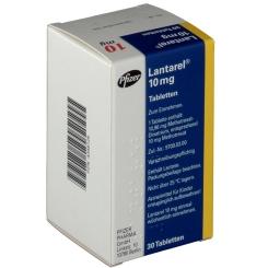 Lantarel 10 Tabletten