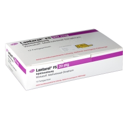 LANTAREL FS 20 mg 25 mg/ml Fertigspritzen