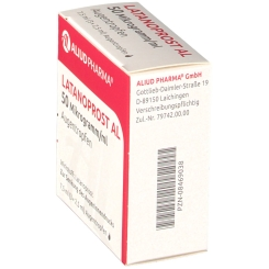 Latanoprost AL 50 ug/ml