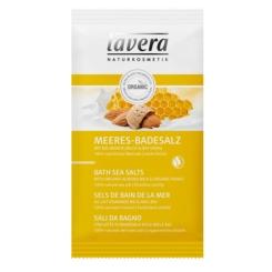 lavera Meeres-Badesalz Bio-Mandelmilch & Bio-Honig