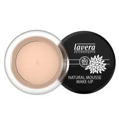 lavera Natural Mousse Make-Up Ivory 01