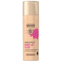lavera Nude Effect Make-Up Fluid honey beige 04