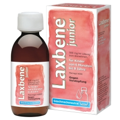Laxabene® junior 500 mg/ml