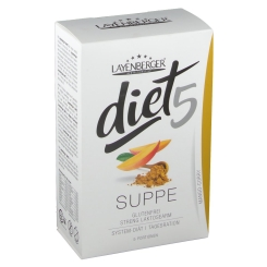 LAYENBERGER® diet5 Suppe Curry-Mango