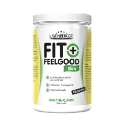 LAYENBERGER® Fit + Feelgood Schlank-Diät Banane-Quark
