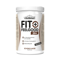 LAYENBERGER® Fit + Feelgood Slim Schoko-Nuss