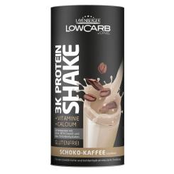 LAYENBERGER® LowCarb 3K Protein Shake Schoko-Kaffee