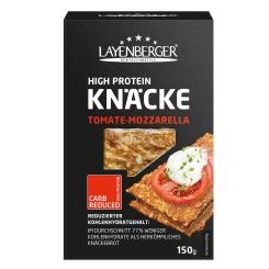 LAYENBERGER® LOWCARB.ONE Knäcke Tomate-Mozzarella