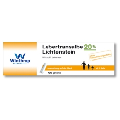 Lebertran Salbe 20% Lichtenstein