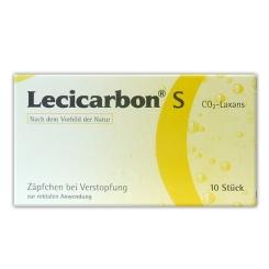 Lecicarbon® S Co2-Laxans für Säuglinge