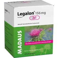 Legalon® 156 mg