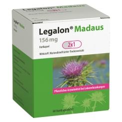 Legalon® Madaus 156 mg