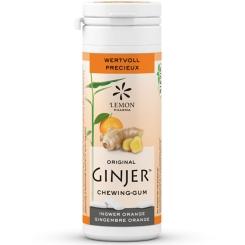 Lemon Pharma Ingwer GINJER® Kaugummis