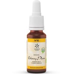 Lemon Pharma Original Bio Bachblüten Cherry Plum No. 6