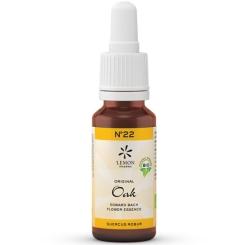 Lemon Pharma Original Bio Bachblüten Oak No. 22