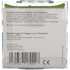 Lenscare Kontaktlinsenbehälter Eule grün