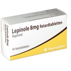 LEPINOLE 8MG RETARDTABL