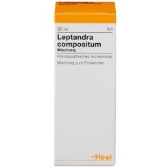 Leptandra compositum Mischung