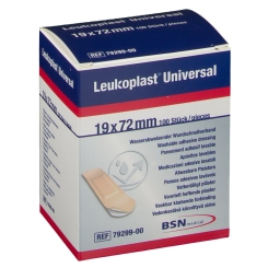 Leukoplast® Universal Fingerstrips wasserabweisend 1,90 cm x 0,07 m
